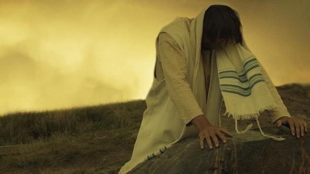 Gesù tentato continuamente come noi