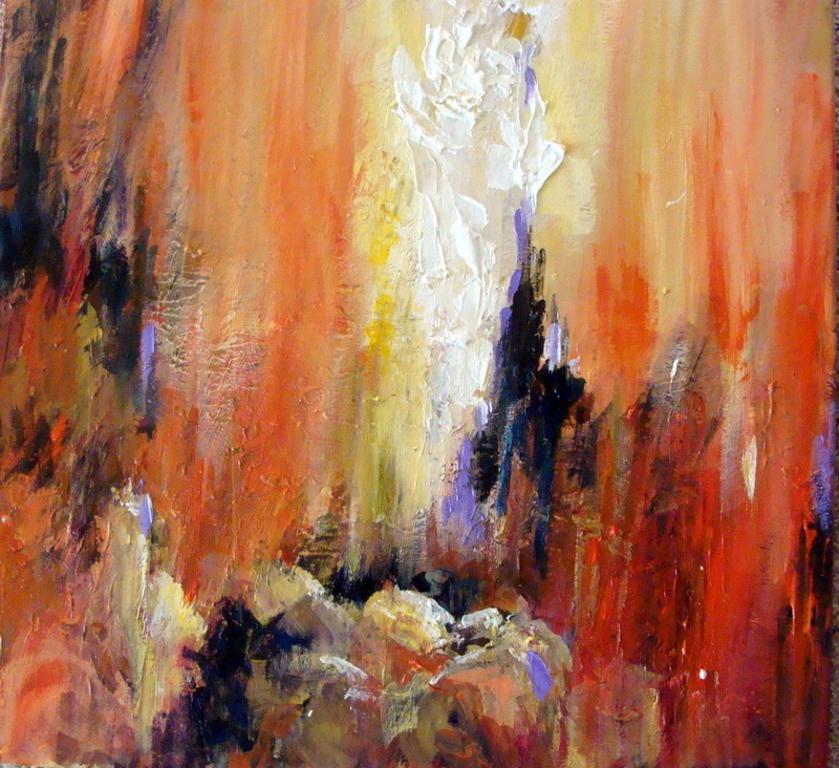 I discepoli vedono Gesù avvolto di luce